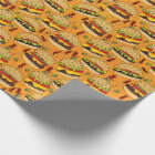 Cheeseburger Deluxe Wrapping Paper