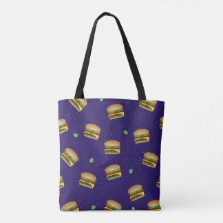 Cheeseburger Dreams Tote