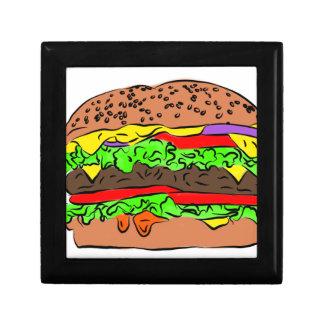 Cheeseburger Gift Box
