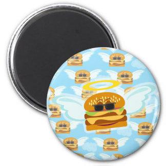 Cheeseburger Heaven Magnet