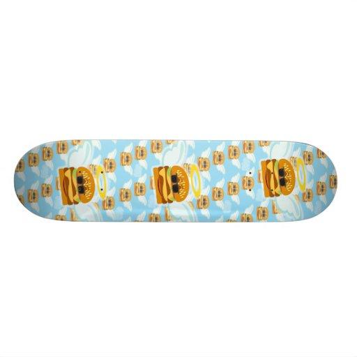 Cheeseburger Heaven Skateboard