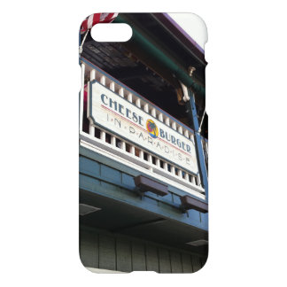 Cheeseburger in Paradise, Lahaina, Maui, Hawaii iPhone 8/7 Case