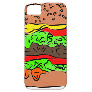 Cheeseburger iPhone 5 Case