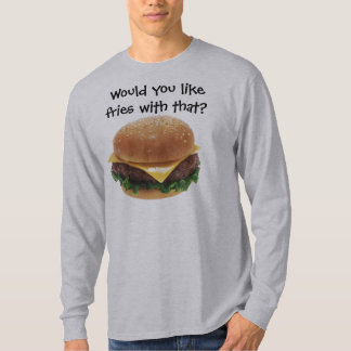 Cheeseburger Shirt