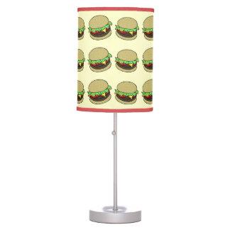 Cheeseburger Table Lamp