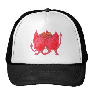 Cheesehead Demons Trucker Hat
