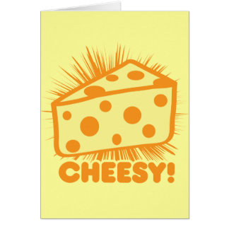 Cheesy Card