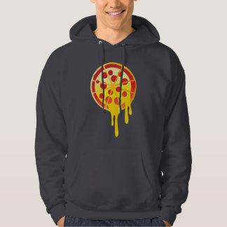 Cheesy pizza hoodie