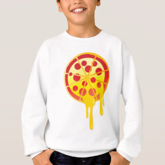 Cheesy pizza sweatshirt