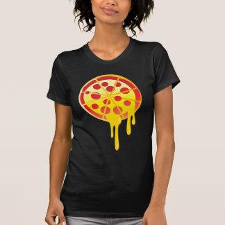 Cheesy pizza tees