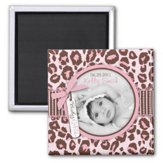 Cheeta Girl Photo Magnet 2
