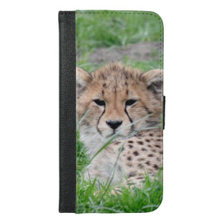 Cheetah20150904 iPhone 6/6s Plus Wallet Case