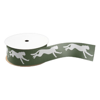 Cheetah 1.5 In. Grosgrain Ribbon