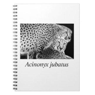 Cheetah#1 Notebook