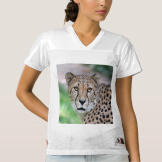 Cheetah_20140901_by_JAMFoto Women's Football Jersey