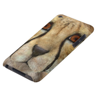Cheetah Barely There iPod Case
