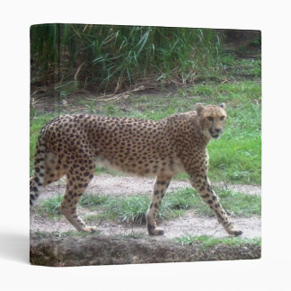 Cheetah Binder