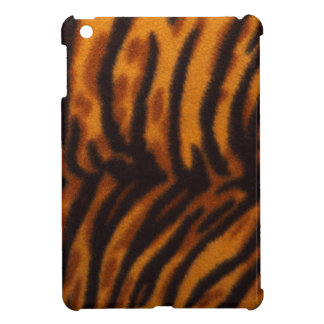 Cheetah Cat Abstract, iPad Mini Case Hard Shell
