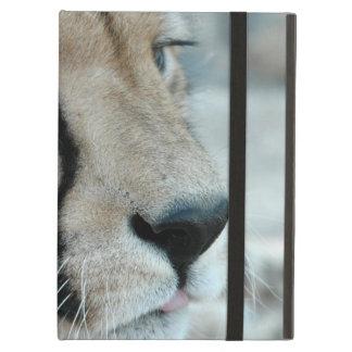 Cheetah Cat Case For iPad Air