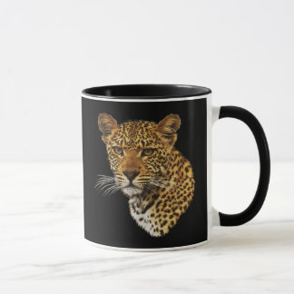 Cheetah Cat Coffee Mug