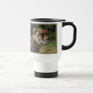 Cheetah Commuter Travel Mug