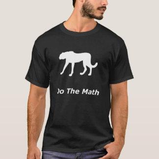 Cheetah Do The Math T-Shirt