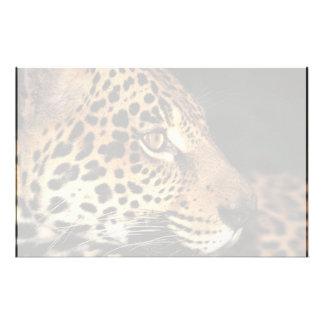 Cheetah Face Stationery