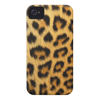 Cheetah Fur iPhone 4 Cover