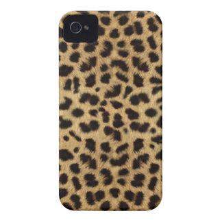 Cheetah Fur Pattern Print BlackBerry Bold Case