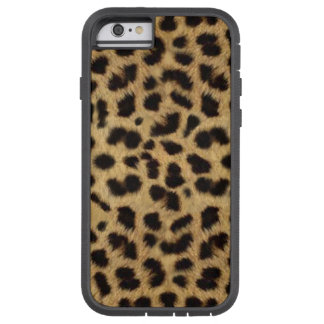 CHEETAH FUR PHOTO PRINTED TOUGH XTREME iPhone 6 CASE