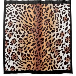 Cheetah Fur Shower Curtain
