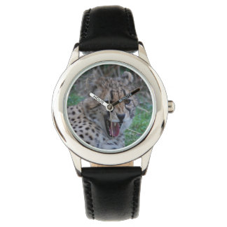 Cheetah Growl Watch