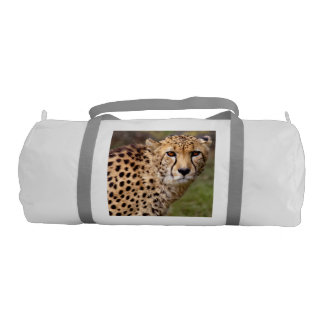 Cheetah Gym Bag (choose colour)