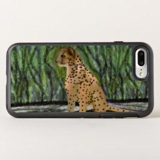 Cheetah Habitat OtterBox Symmetry iPhone 7 Plus Case