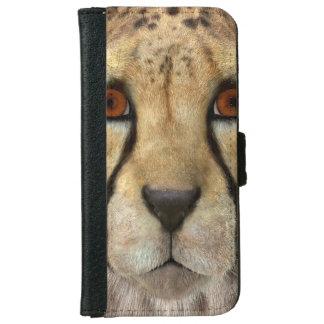 Cheetah iPhone 6 Wallet Case