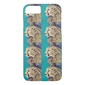 Cheetah iPhone 8/7 Case