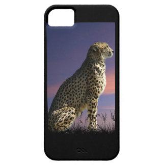 cheetah iPhone SE case