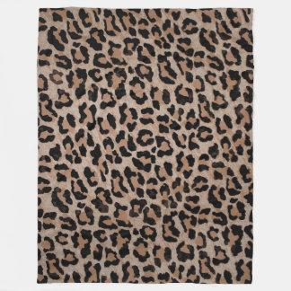 cheetah leopard print blanket