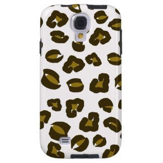 Cheetah leopard skin spots print nature pattern