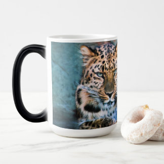 Cheetah Magic Mug