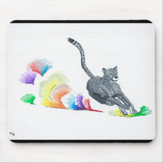 Cheetah Mousepad