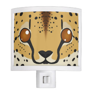 Cheetah Night Light