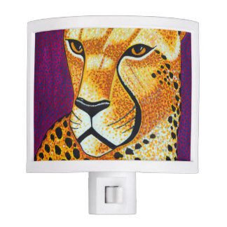 Cheetah Nightlight Nite Lites