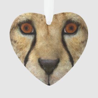 Cheetah Ornament