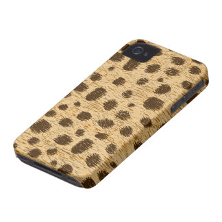 Cheetah Pattern Animal Print Case Cover or Skin iPhone 4 Cases