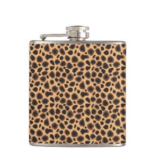 Cheetah Pattern Flasks