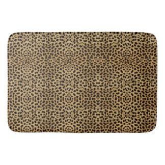 Cheetah Print Bath Mat