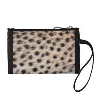 Cheetah Print Coin Purse