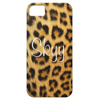 Cheetah Print Leopard Print iPhone 5 Covers