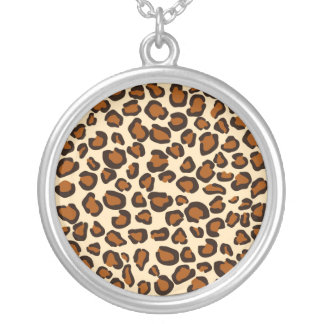 Cheetah print - Necklace